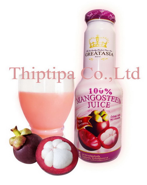 Greatasia_100% Mangosteen Juice